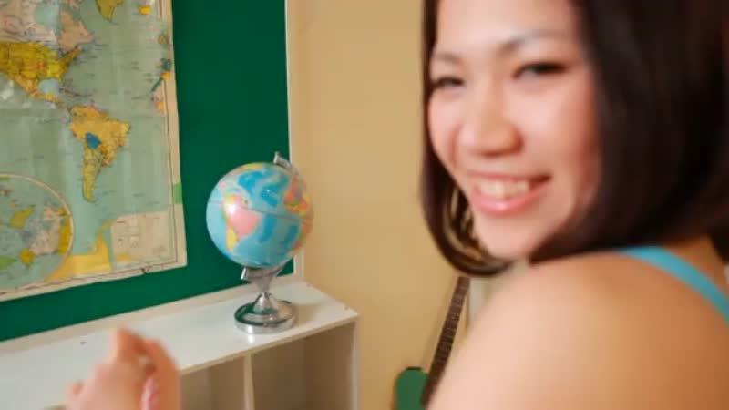「無修正」21才の某渋谷のショップ店員|細身でオッパイはEカップ美乳の持ち主!フィニッシュは顔に顔射しちゃいました!!